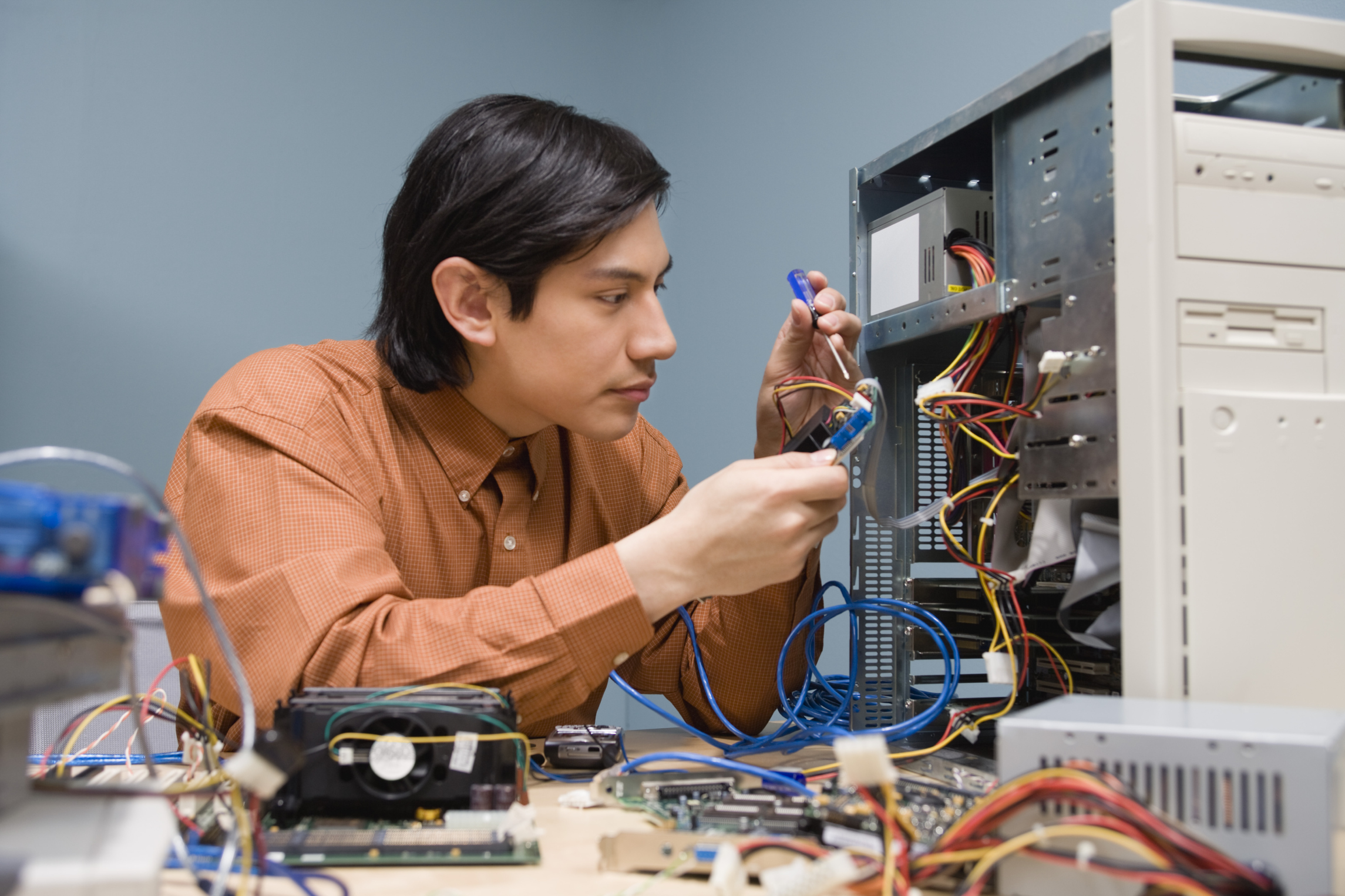 Technology Support Specialist